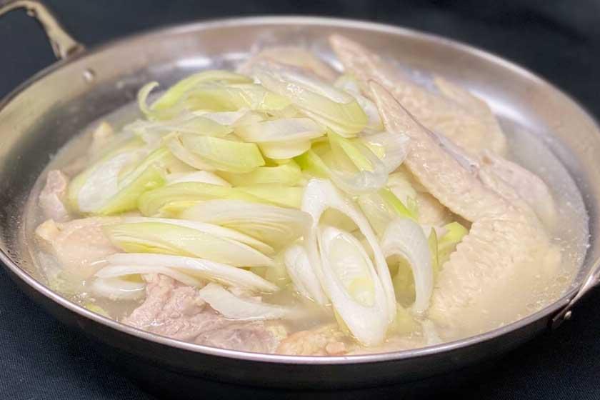 ホロホロ鍋